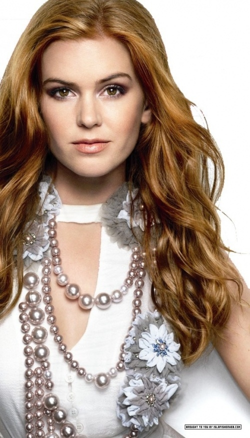 Isla Fisher - Isla Fisher PNG