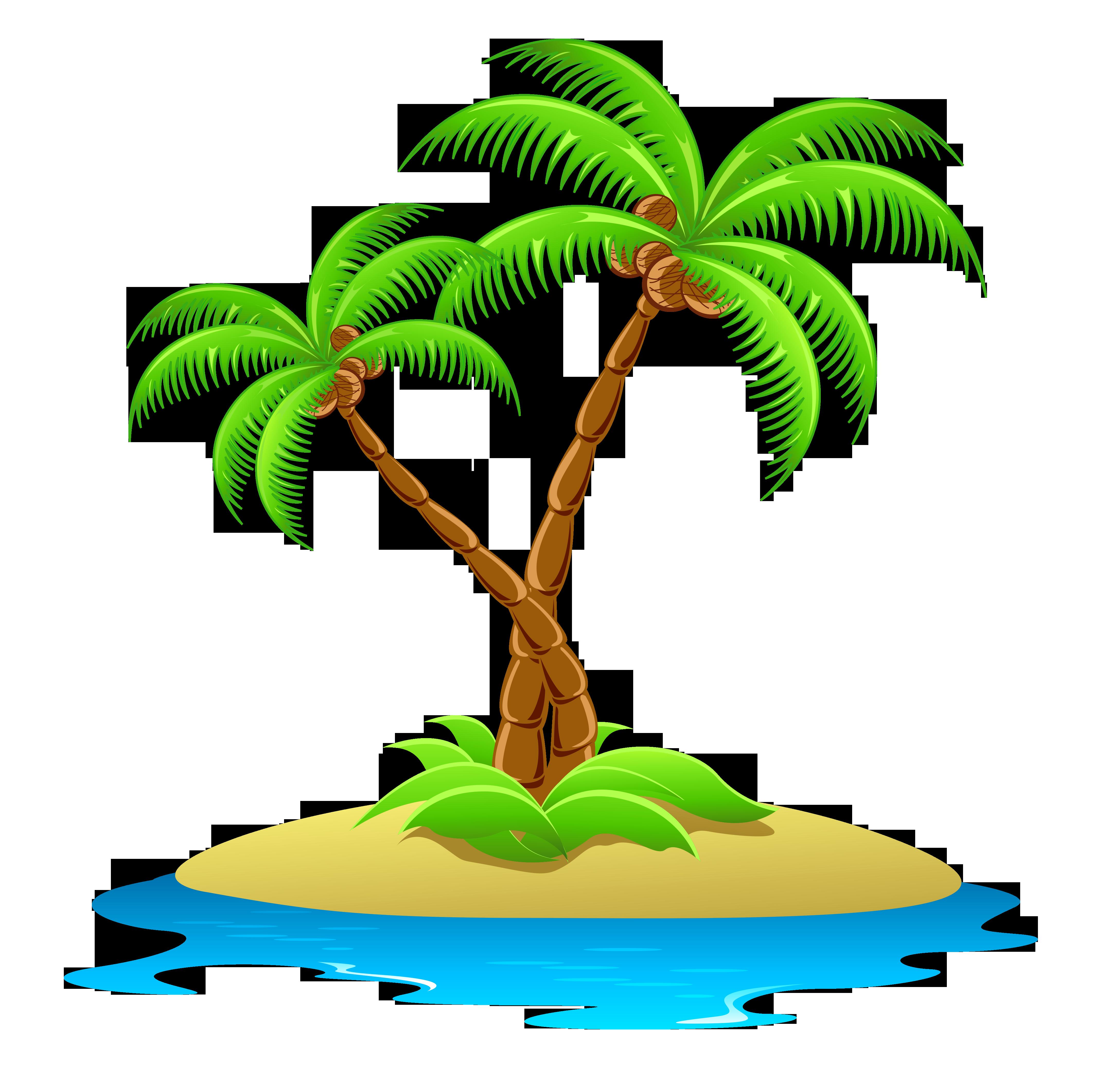 Island PNG - 1630