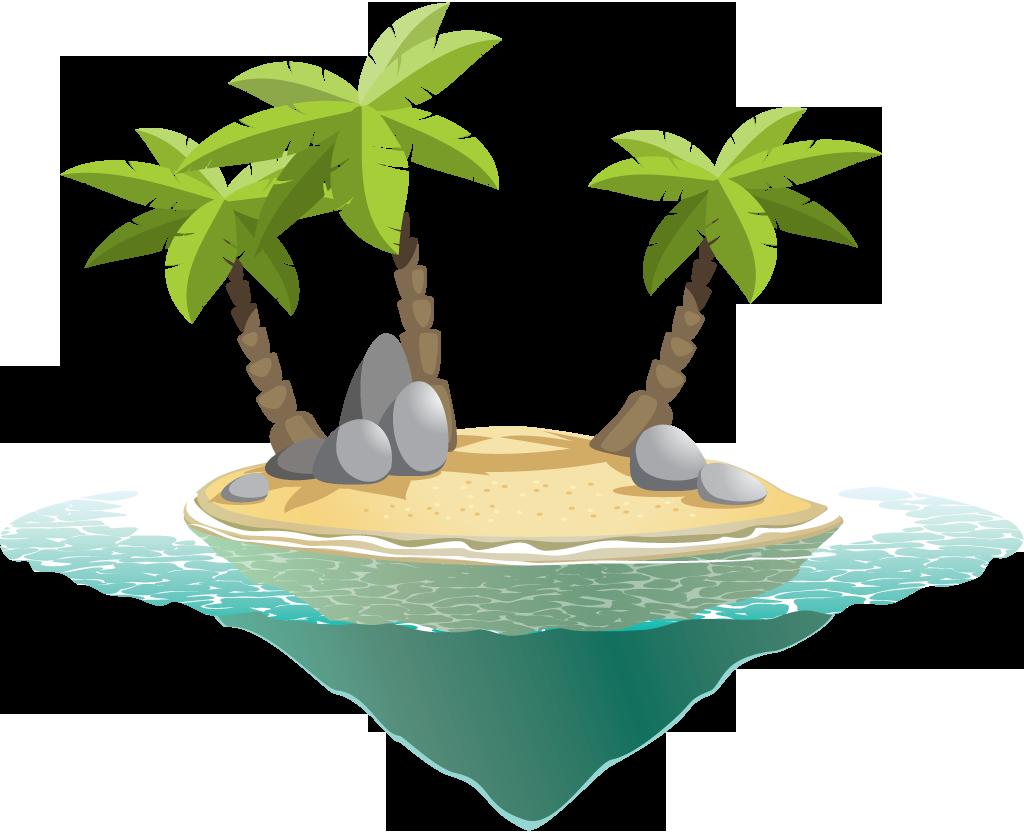 Island PNG - 1629
