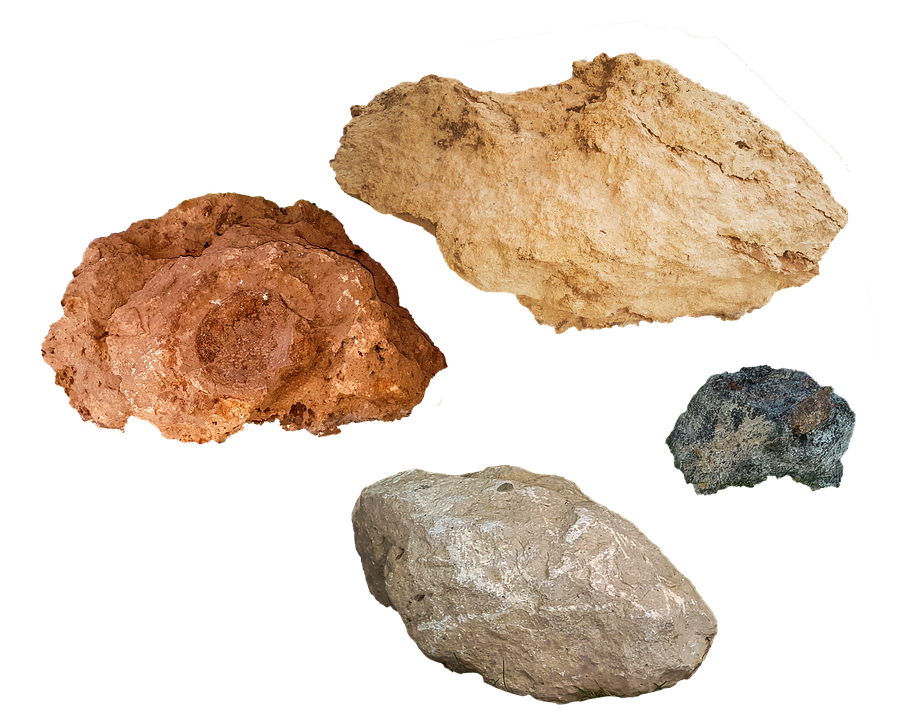 Huge Rocks, Rocks, Stone, Nature, Png, Isolated - Isolated PNG