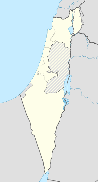 File:Time zone map of Israel.png - Israel Map PNG
