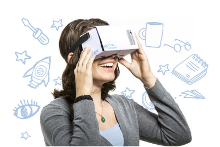 Virtual Reality PNG - 5750