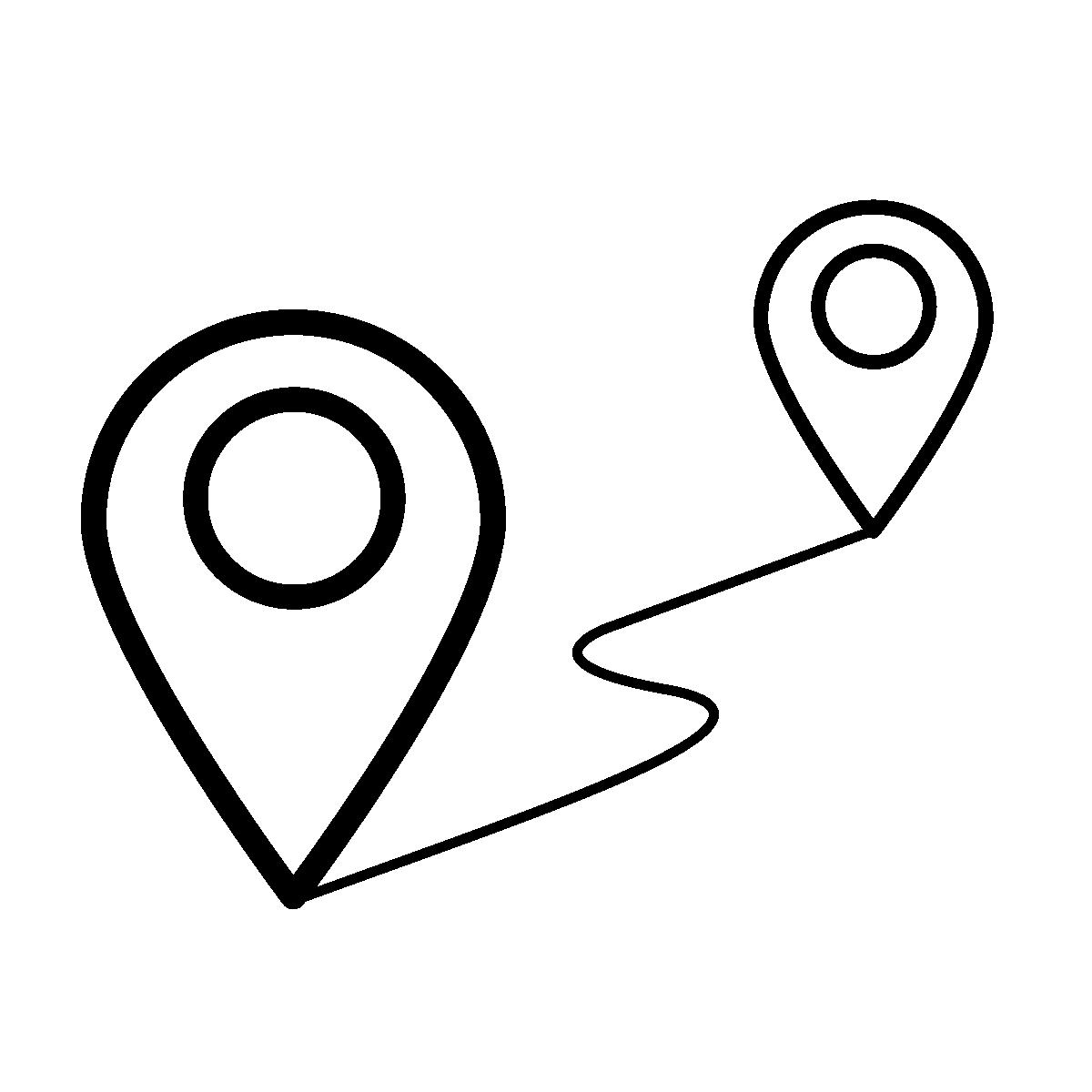 Respecter votre destination initiale - Itineraire PNG