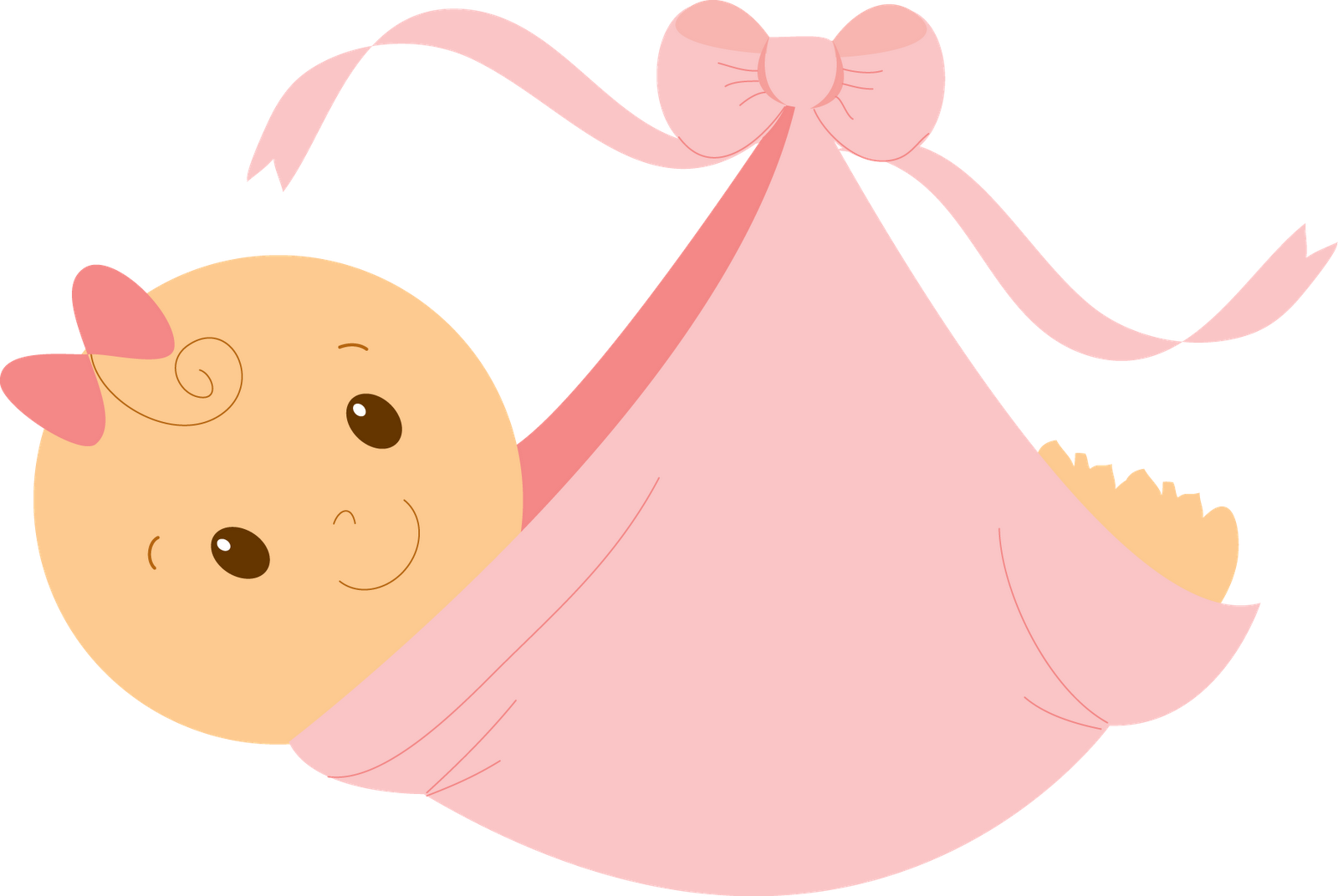 Its A Girl PNG-PlusPNG.com-1600 - Its A Girl PNG