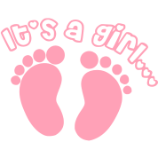 Its A Girl PNG-PlusPNG.com-178 - Its A Girl PNG