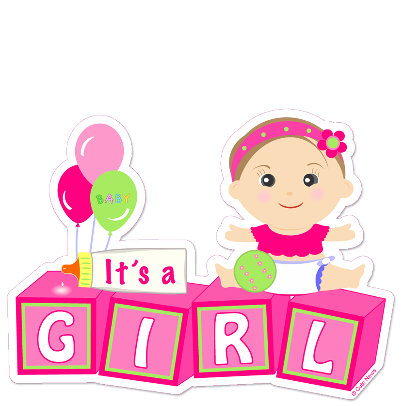 Its A Girl PNG