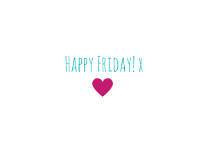 Happy Friday x by Smile-its-Friday PlusPng.com