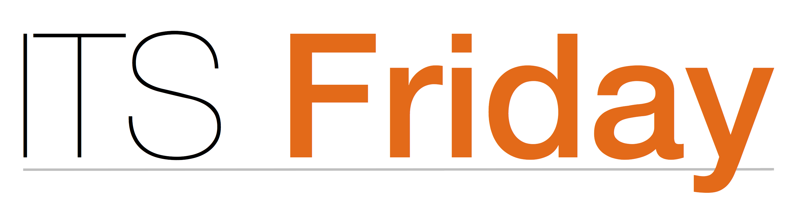 ITS Friday. - Its Friday PNG