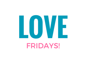 Love Fridays by Smile-its-Friday PlusPng.com  - Its Friday PNG