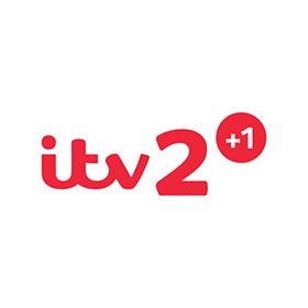 Itv2 Hd Logo PNG - 112447