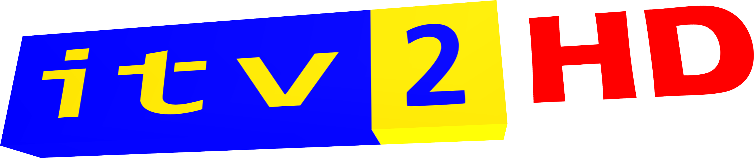 Itv2 Hd Logo PNG - 112444