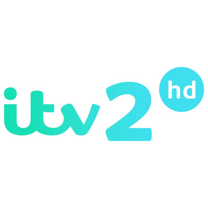 Itv2 Hd Logo Vector PNG