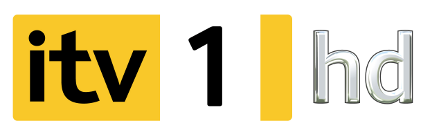 ITV1 HD logo.png - Itv2 Hd PNG