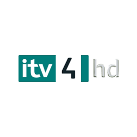 ITV 4 HD logo vector download - Itv2 Hd Vector PNG
