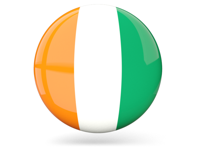 Download flag icon of Cote du0027Ivoire at PNG format - Ivory Coast PNG