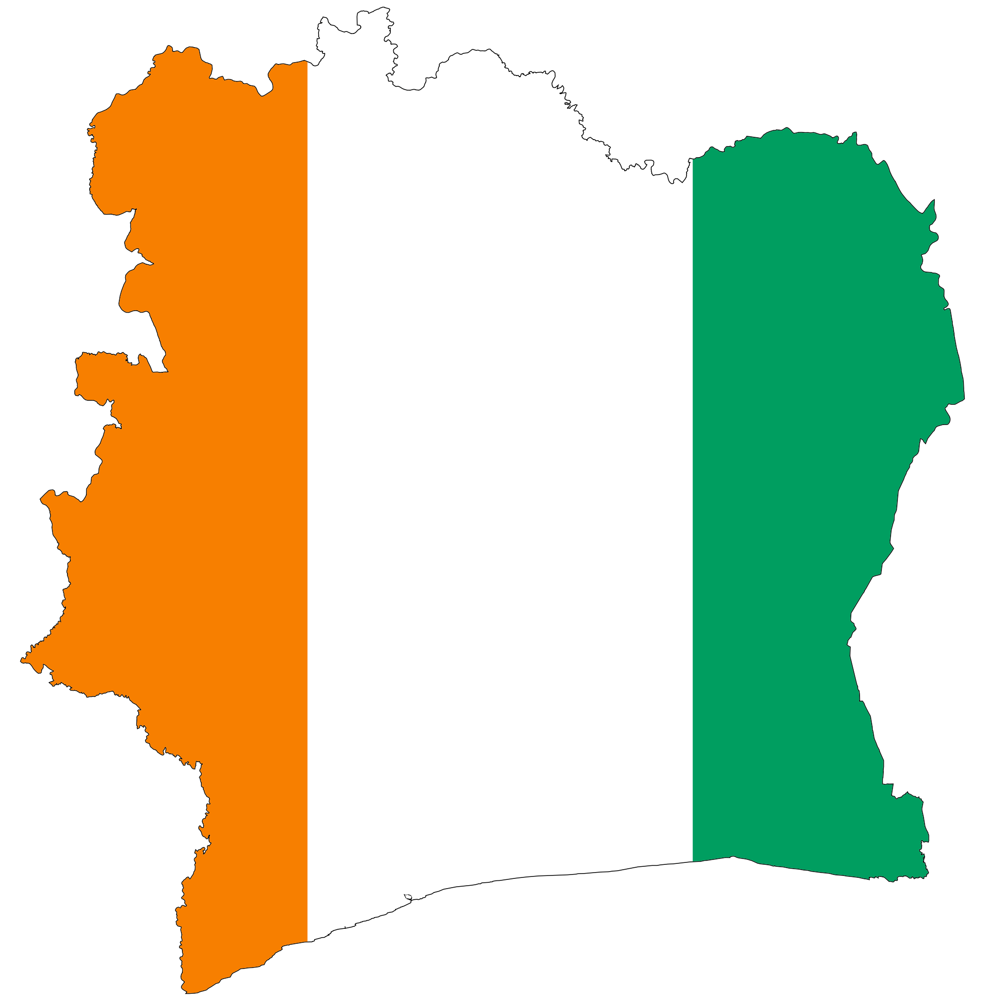 Download Ivory Coast Flag PNG images transparent gallery. Advertisement - Ivory Coast PNG
