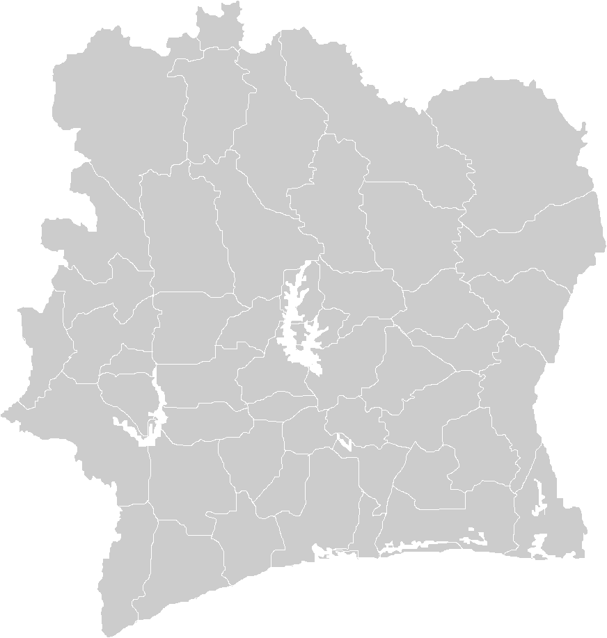 File:BlankMap-IvoryCoast2.92.png - Ivory Coast PNG