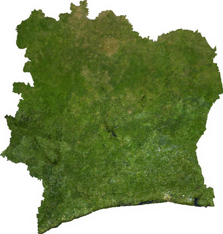 File:Côte du0027Ivoire sat.png - Ivory Coast PNG