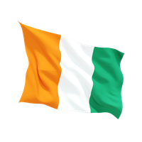 Ivory Coast Flag Png Clipart PNG Image - Ivory Coast PNG