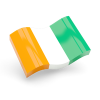 Ivory Coast Flag Png Image PNG Image - Ivory Coast PNG