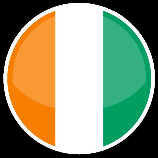 Ivory-Coast icon. PNG File: 512x512 pixel - Ivory Coast PNG