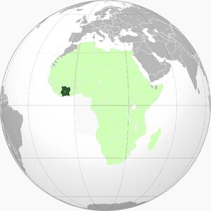 Ivory Coast Quiz Questions - Ivory Coast PNG