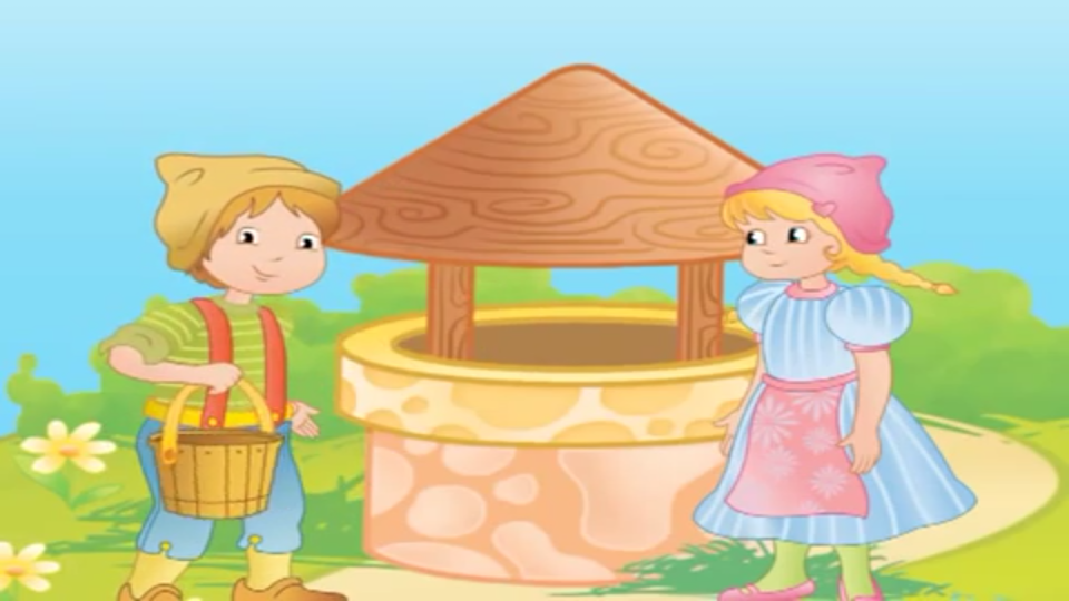 Jack and Jill Nursery Rhyme- screenshot - Jack And Jill PNG