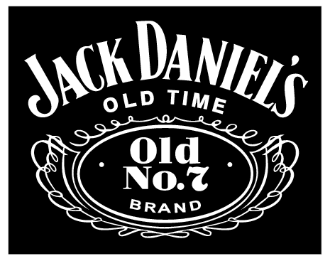 jack daniels logo vector png transparent png images. | pluspng