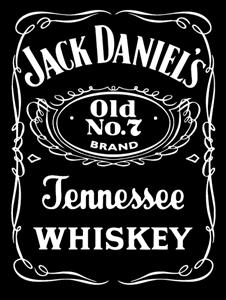 Jack Daniels Logo Vector PNG