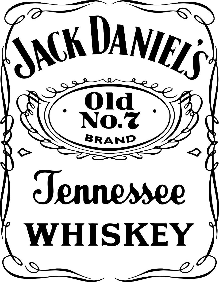 white jack daniels logo - - Yahoo Search Results - Jack Daniels Logo Vector PNG