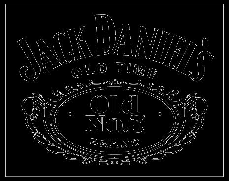 Jack Daniels Vector PNG - 104364