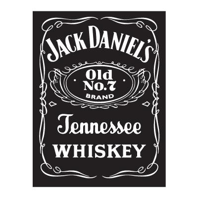 Jack Daniels Vector PNG - 104351