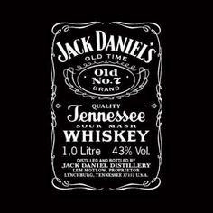 Jack Daniels Vector PNG - 104360