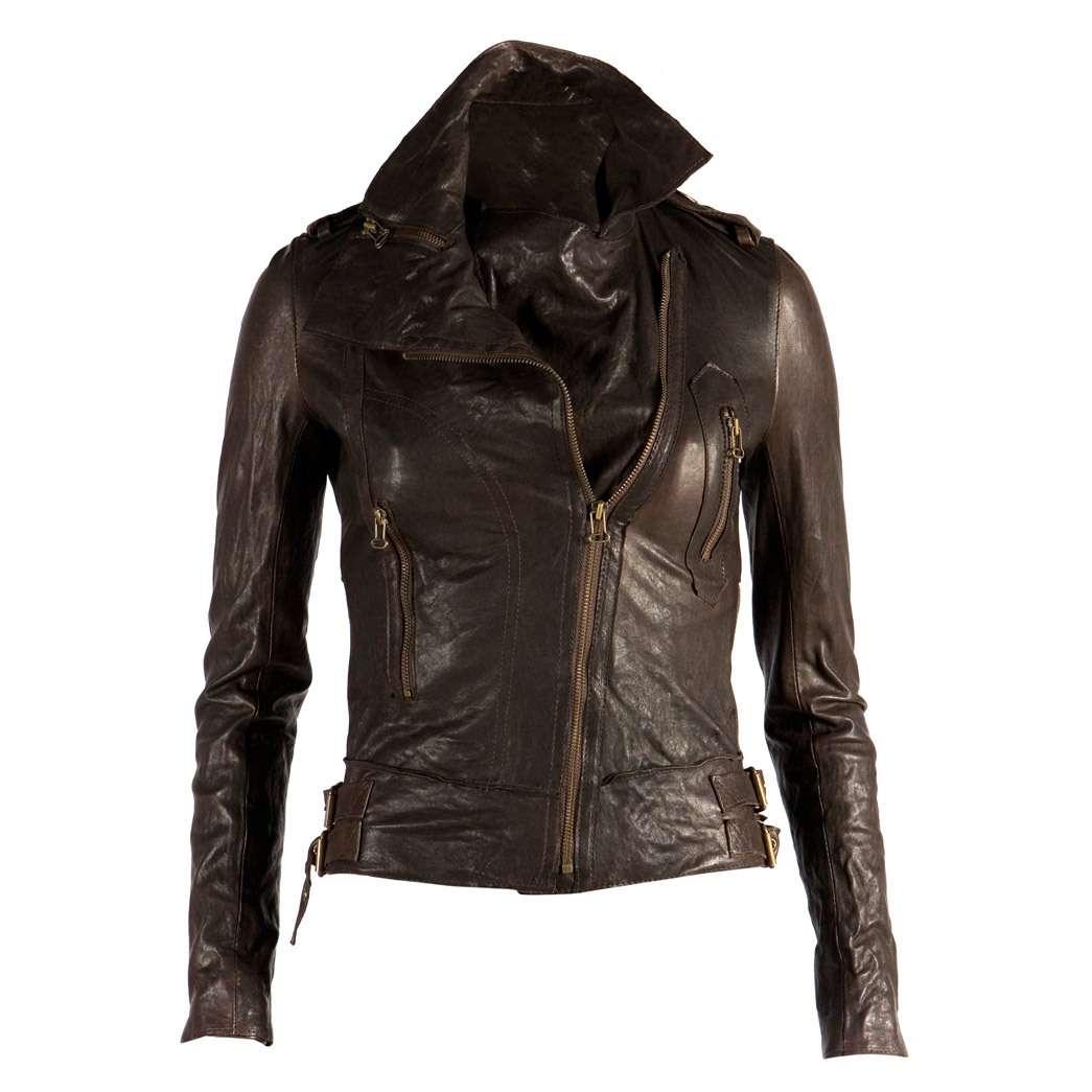 Leather jacket PNG image - Jacket PNG