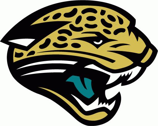 Jacksonville Jaguars logo (1995 - 2013) - Jacksonville Jaguars Logo PNG