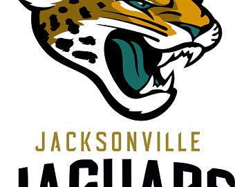 Jacksonville Jaguars Layered SVG Dxf EPS Logo Silhouette Studio Transfer  Iron on Cut File Cameo Cricut - Jacksonville Jaguars Vector PNG