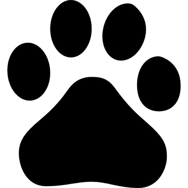 Baidu paw logo - Jaguar Paw PNG