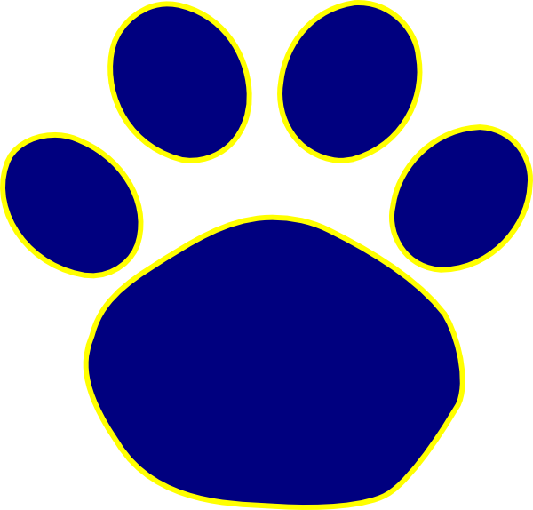 pin Purple clipart wildcat #5 - Jaguar Paw PNG