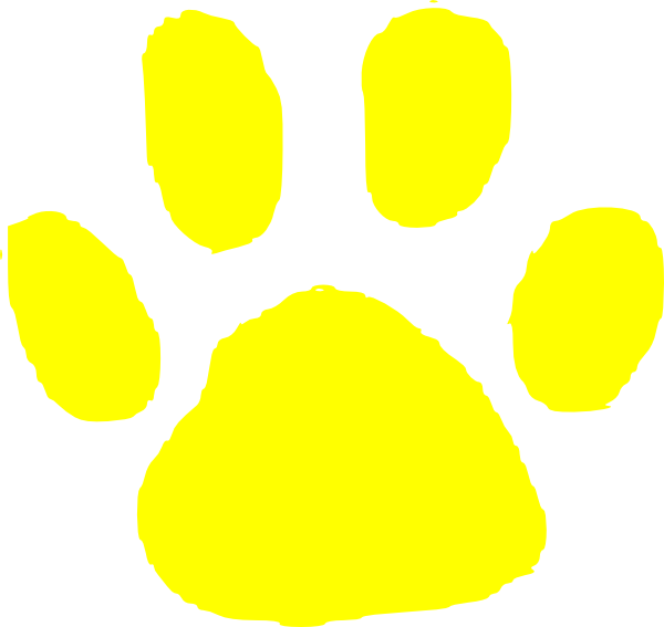 PNG: small · medium · large - Jaguar Paw PNG