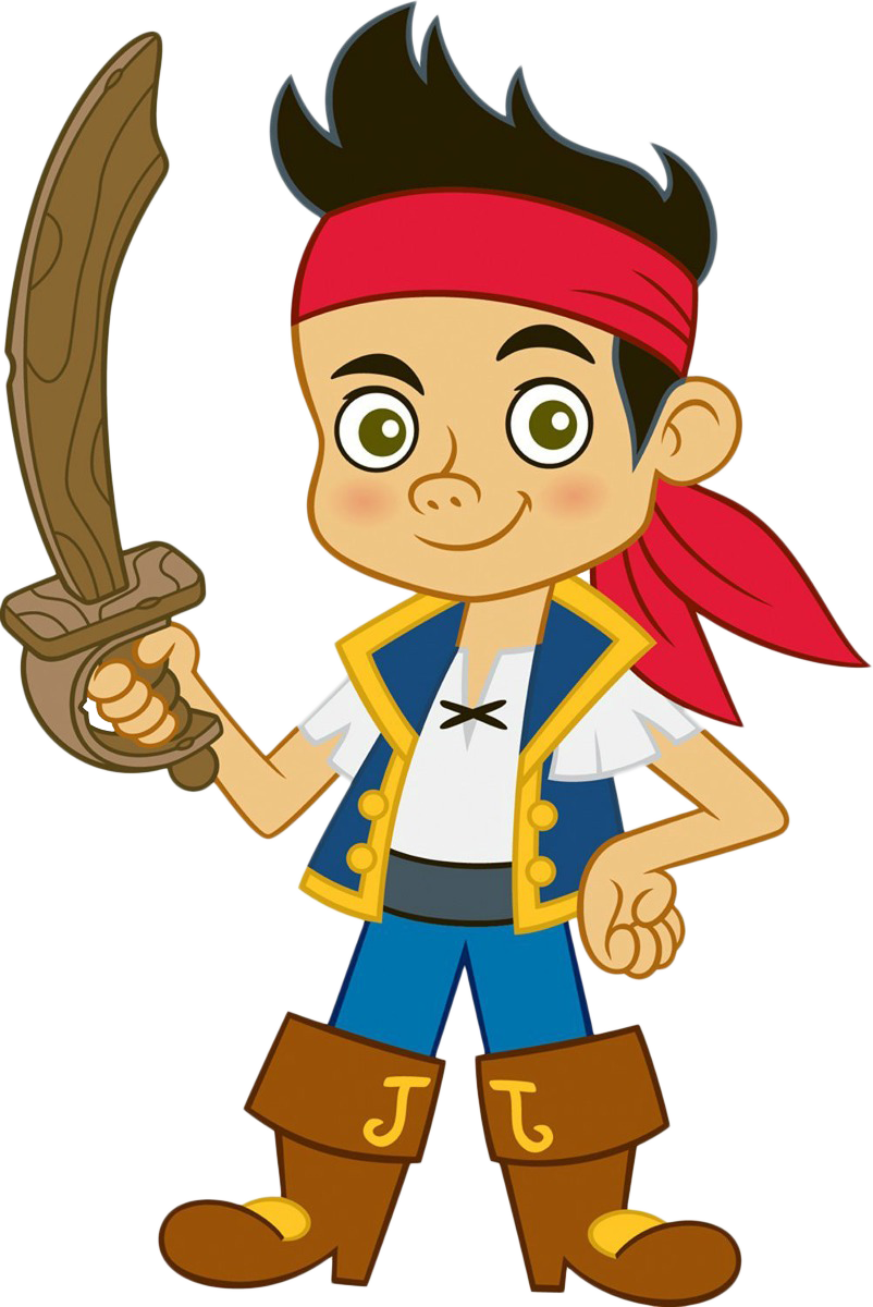 Jake Y Los Piratas PNG