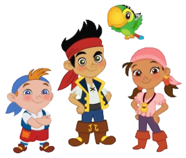 Jake and the Neverland Pirate