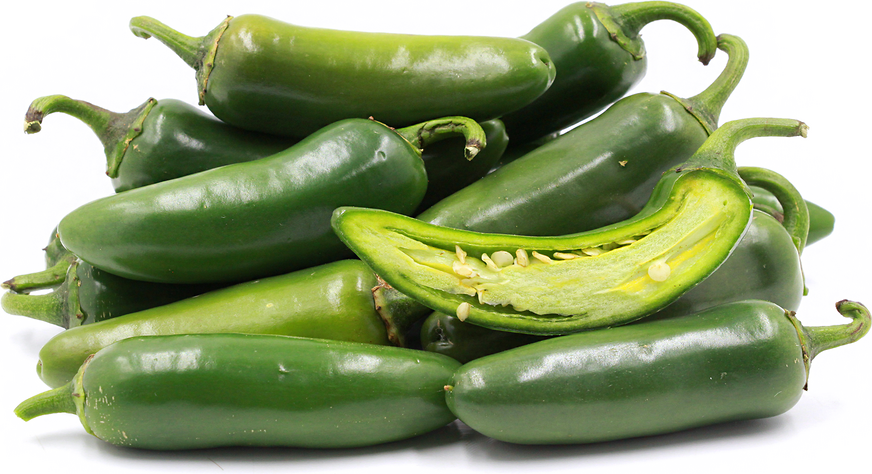 Green Jalapeno Chile Peppers - Jalapeno PNG HD