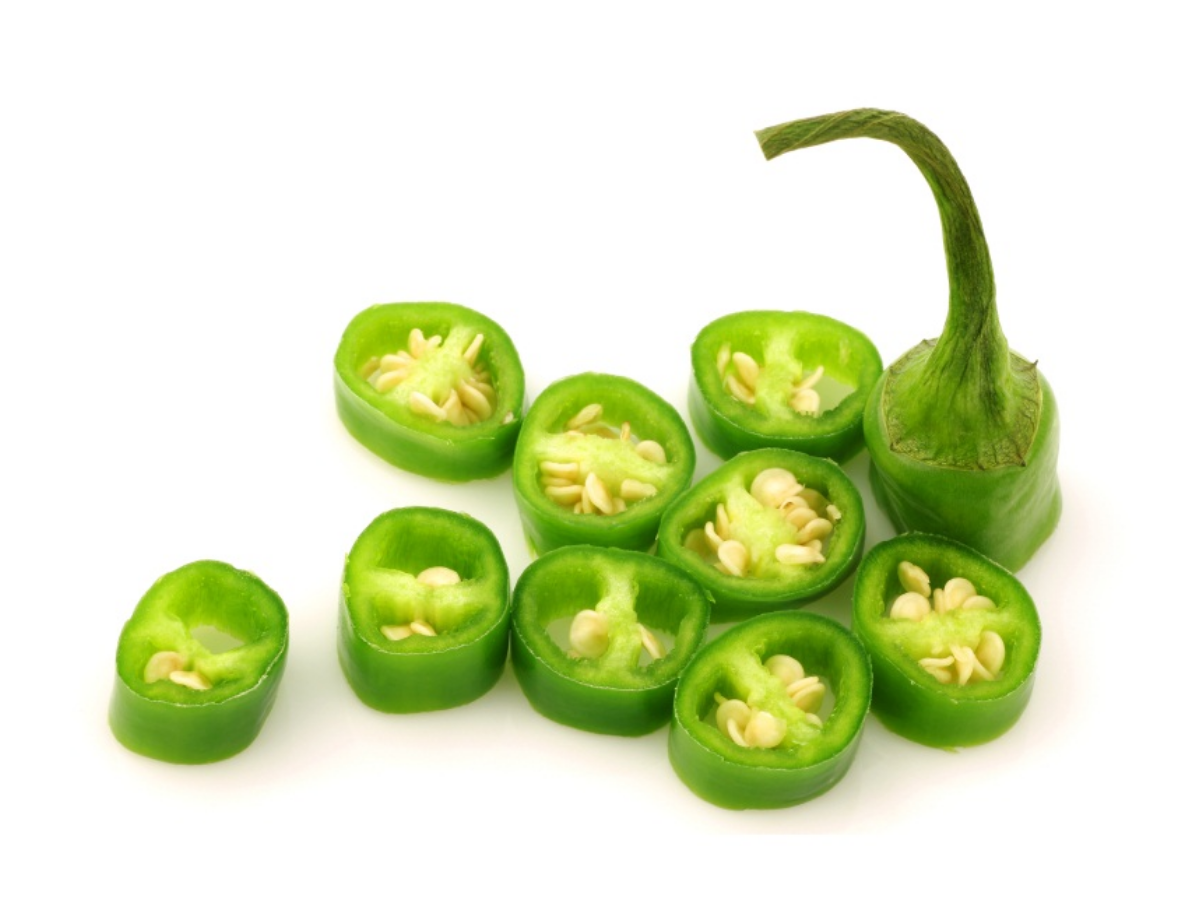 Jalapeno peppers - Jalapeno PNG HD