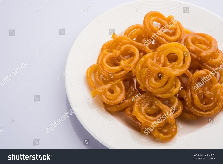 Indian sweet jalebi, indian dessert jalebi or imarti or imarati or jilbi - Jalebi PNG Black And White