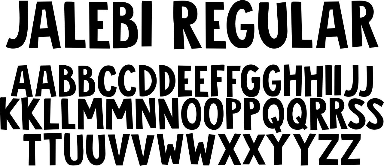 Jalebi Regular - Jalebi PNG Black And White
