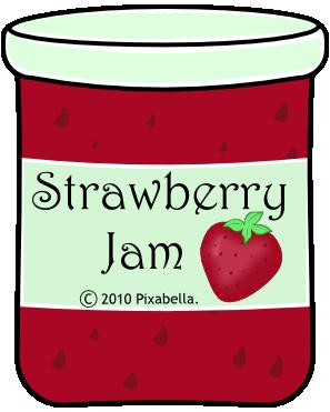 Jam 20clipart - Free PNG Jam - Jam Jar PNG HD