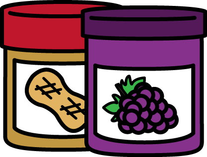 Peanut Butter And Jelly Clipart Jar Of Peanut Butter And Jelly Clip Art Jar  Of Peanut - Jam Jar PNG HD