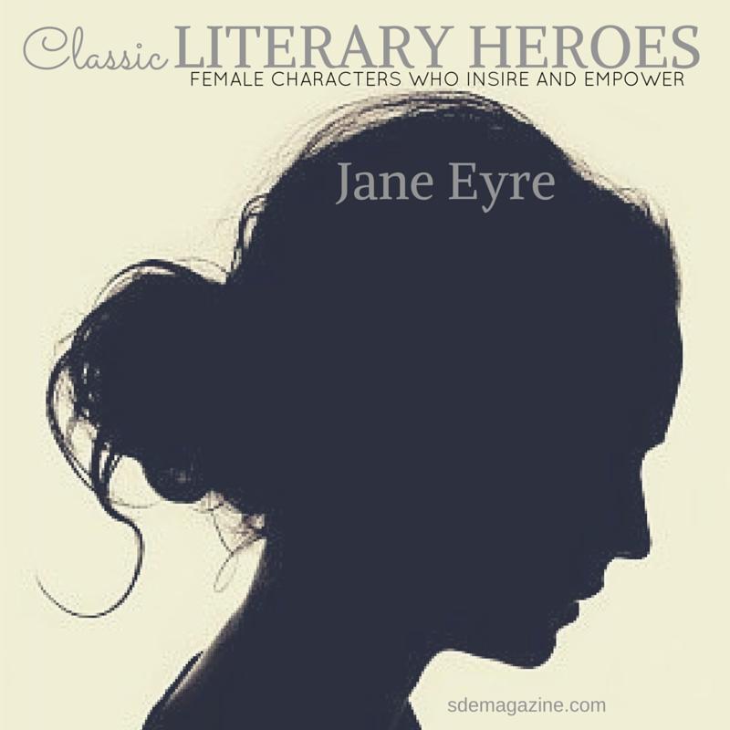 Literary Heroines: Jane Eyre - Jane Eyre PNG