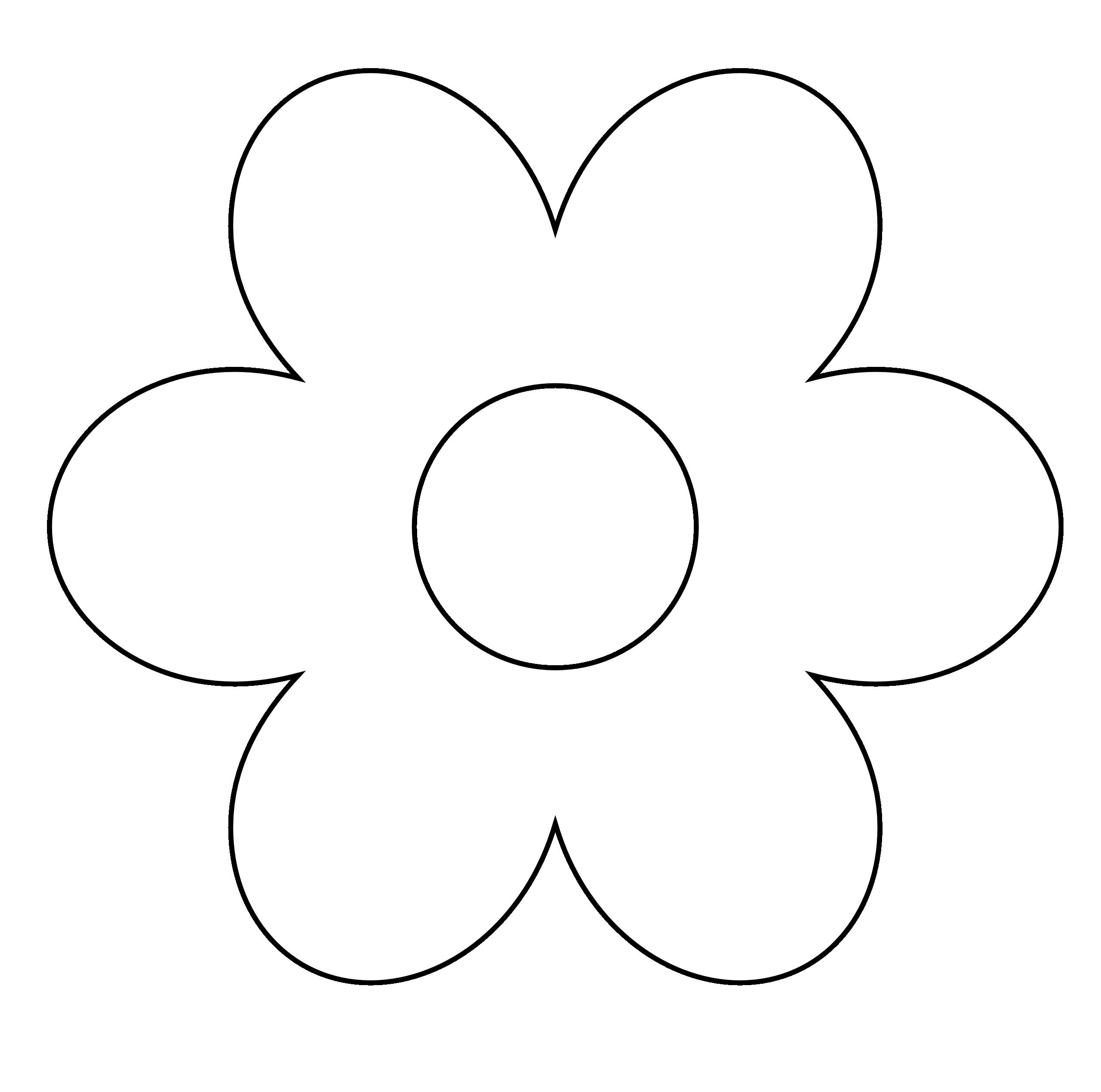 Jasmine PNG Black And White - 49736