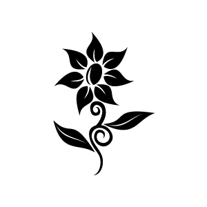 Jasmine png black and white transparent jasmine black and whiteg jasmine flower clip art black and white jasmine png black and white mightylinksfo